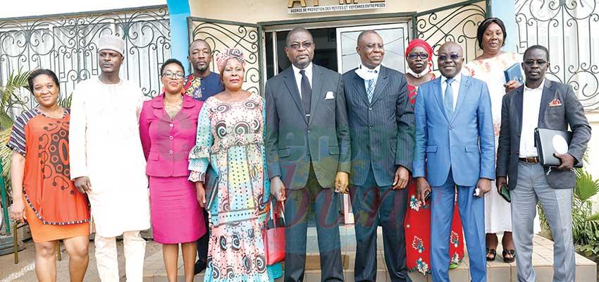 Diaspora Investments : Lawmakers, SME Promotion Agency Discuss Facilitation