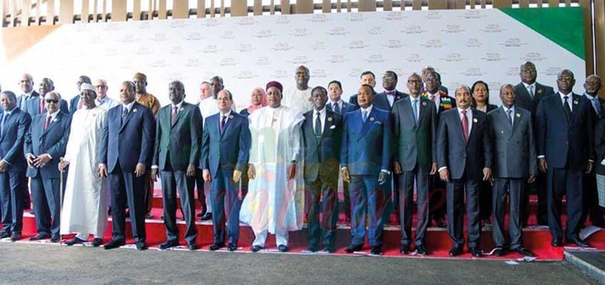 Pour l'Afrique, un grand pas vers l'intégration économique vient d'être franchi.