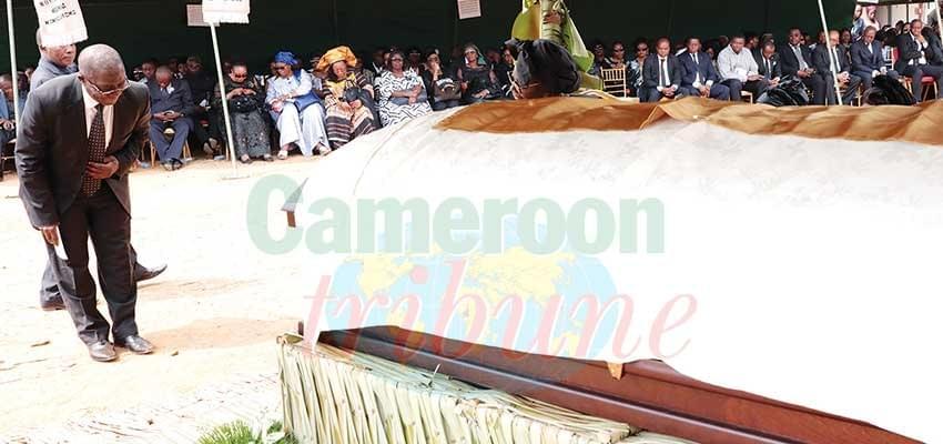 Nécrologie : Medjo Mintom repose à Nanga-Eboko