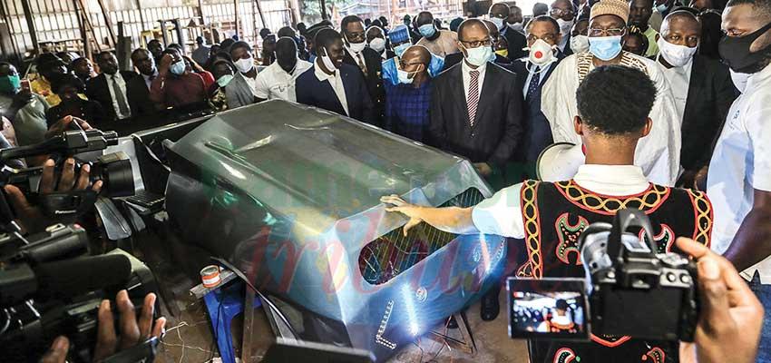 Innovation technologique :  un centre d'incubation ouvert à Yaoundé