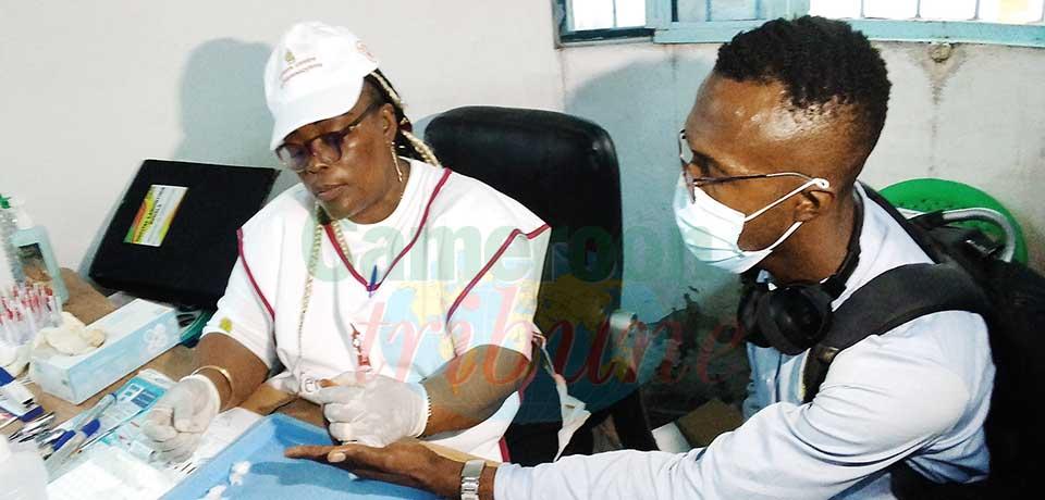 Drépanocytose : dépistage gratuit pour plus de 300 jeunes
