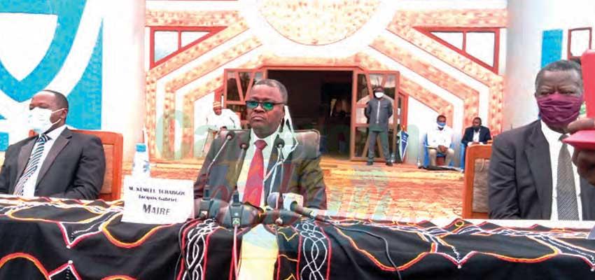 Dschang : les 100 premiers jours du maire