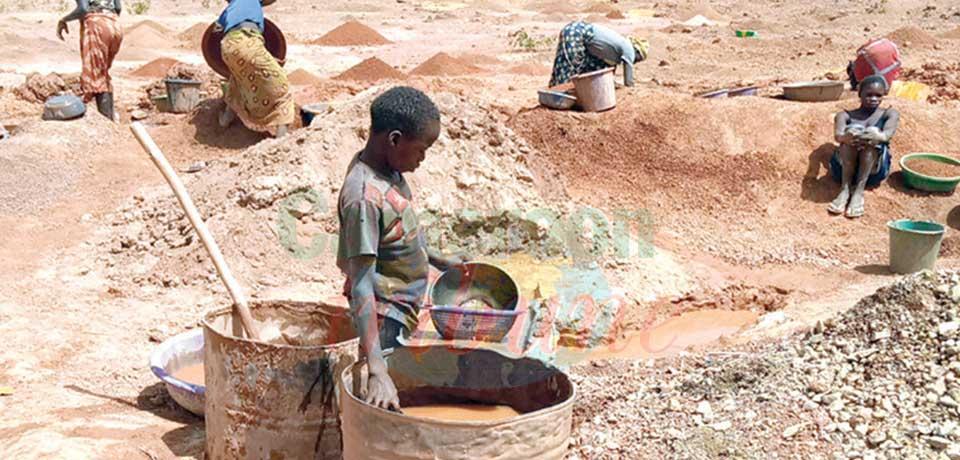 Exploitations minières : accès interdit aux enfants !