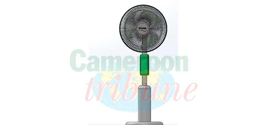 Smart Fan :   le ventilateur anti-moustiques
