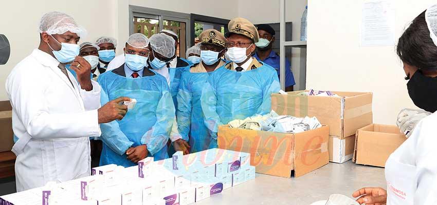 Industries pharmaceutiques : la production locale sera renforcée