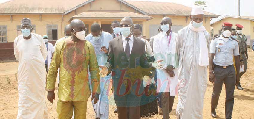 Hôpitaux publics de la Haute Sanaga : le Minsanté en visite surprise