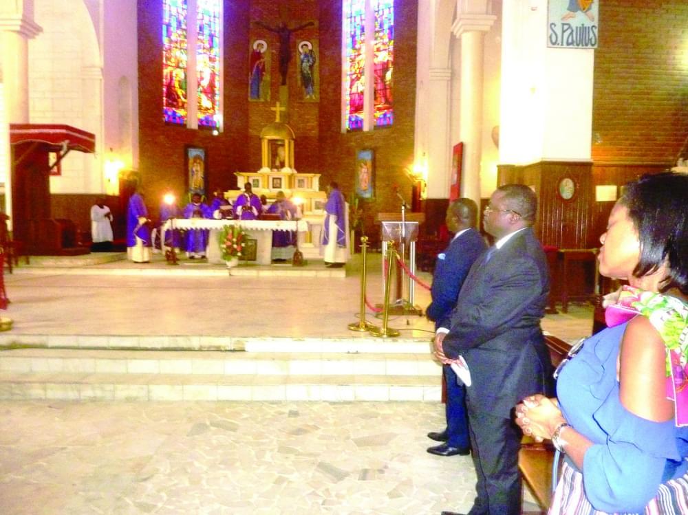 Coronavirus : Catholic Christians Implore Divine Intervention