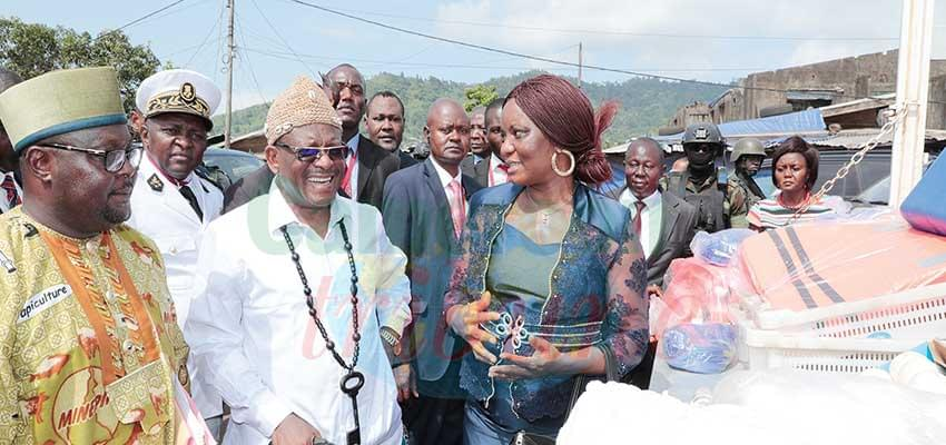 Limbe: PM Dion Ngute Bears Peace Message
