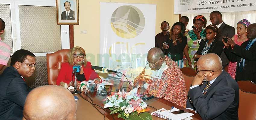 Le Cameroon Investment Forum 2019 se prépare.