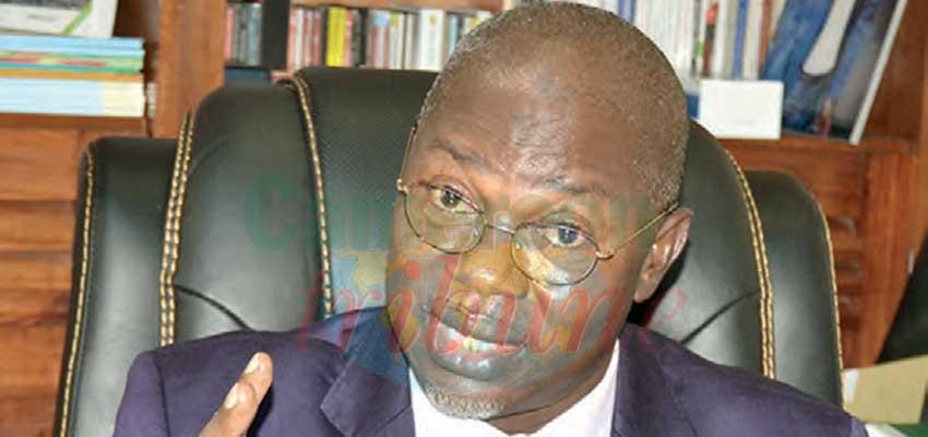 Pr. Manassé Aboya Endong, politologue, Directeur exécutif du Groupe de recherches sur le parlementarisme et la démocratie en Afrique (GREPDA)
