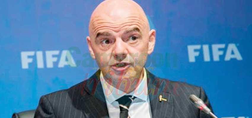 Face au gel des compétitions, la FIFA réfléchit, à titre exceptionnel, à une nouvelle fenêtre de mouvements des joueurs.