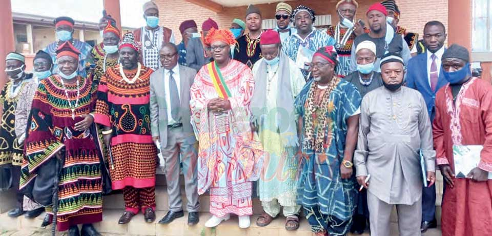 Return To Normalcy In North West : Traditional Rulers Explore Avenues
