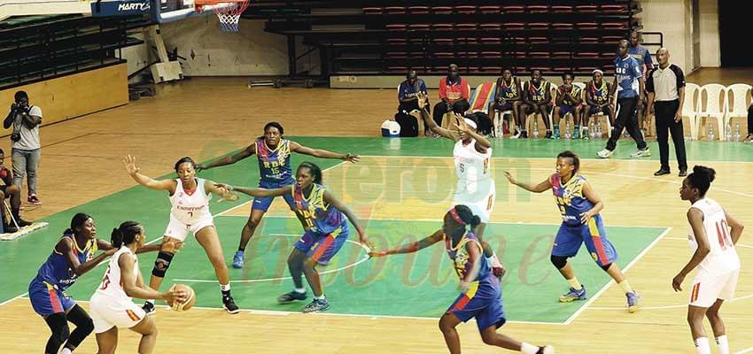 Afrobasket dames 2019  : à vos paniers !