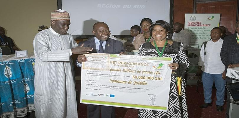 Participatory Development: Gov't Rewards More Performant Local Councils