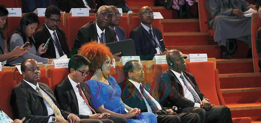 Fight Against AIDS, Tuberculosis and Malaria : Cameroon Attends Brainstorming Discussion