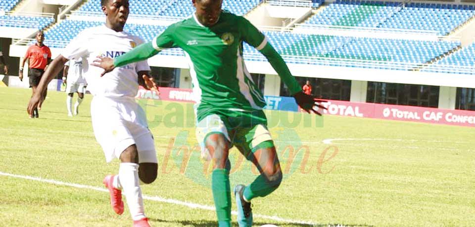 Coupe de la CAF:   Coton prend la tête