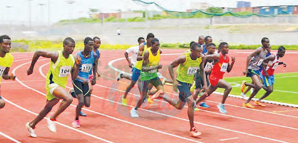 The athletics meeting in this pre-competition period serve as preparation for the athletes.