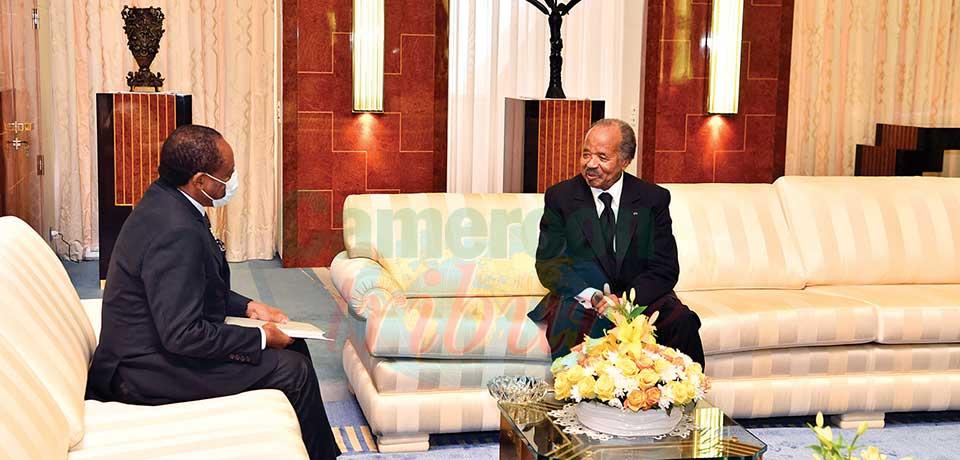 Cameroon-Equatorial Guinea : Regional Integration Allies