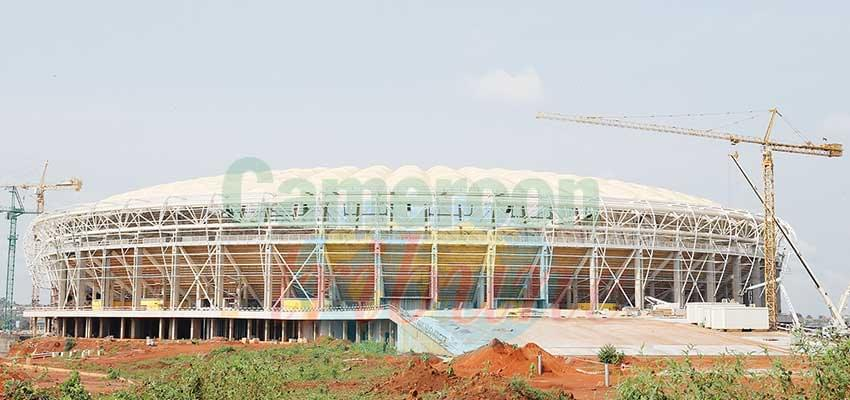 Stade d'Olembe : le Minsep résilie le contrat de Piccini