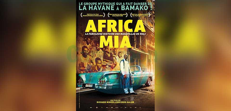 La presse a découvert le film « Africa Mia » sur le groupe Las Maravillas avant les projections grand public programmées depuis hier à l'IFC de Douala.