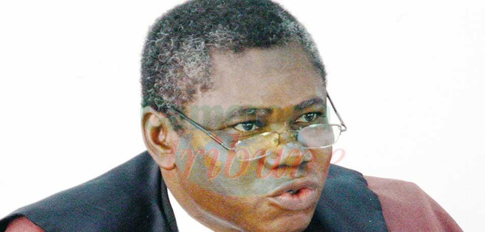 Pr. Joseph Vincent Ntuda Ebode, géostratège,