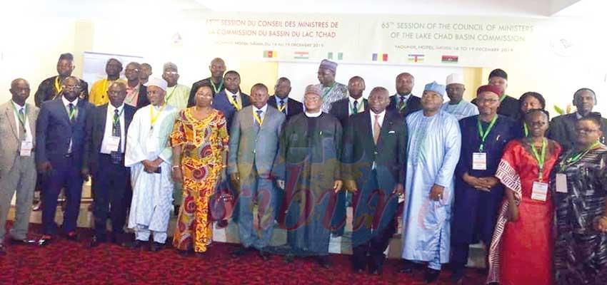 Commission du Bassin du lac Tchad : la 65e session du Conseil des ministres se prépare
