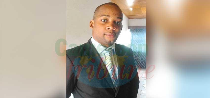 Eric Elouga, précédemment chef d'agence à Garoua, est désormais le rédacteur-en-chef en charge de Nyanga et Week-End.