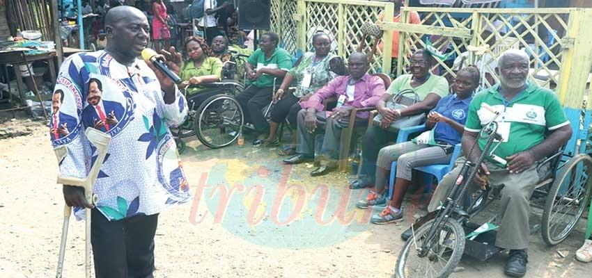 2018 World Handicap Day Celebration:Douala Blends with Paul Biya's Victory
