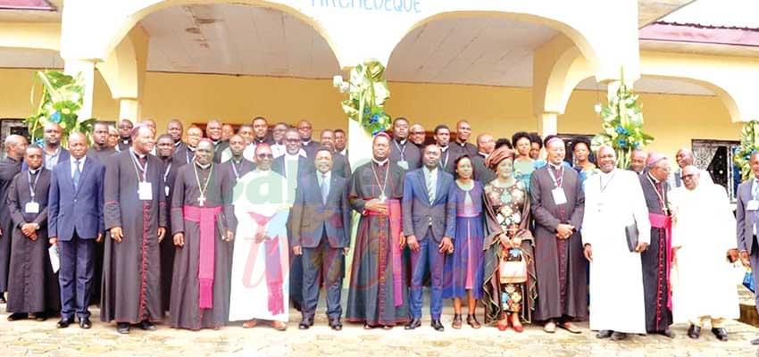 Conférence épiscopale  de Yaoundé : les jeunes au cœur des travaux