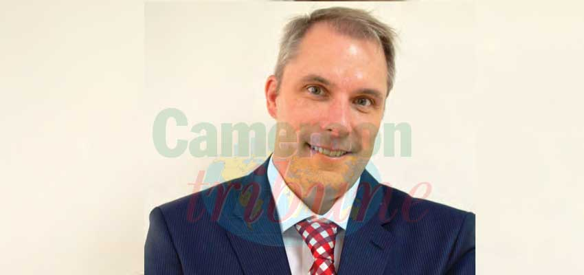 MTN Cameroon : Stephen Blewett, nouveau Dg