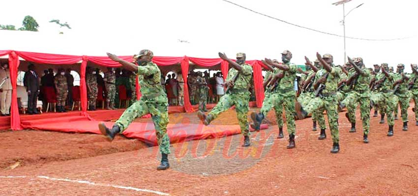 Stabilisation of CAR : Seventh Cameroonian Contingent Ready For Deployment