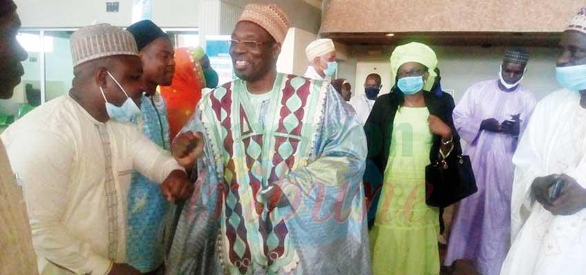 Garoua : Issa Tchiroma galvanise ses troupes