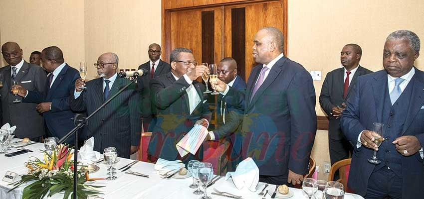 Cameroon-Afreximbank Headquarters Agreement : Expanding Ties Commemorated