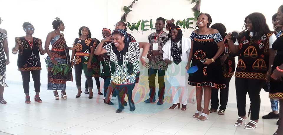 University Of Buea : ASTI Students Celebrate Cultural Diversity