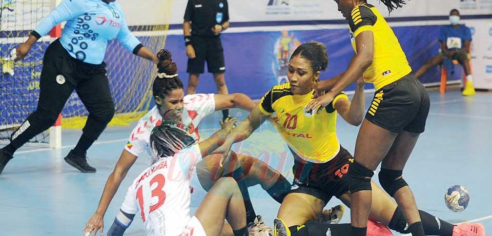 24e CAN de handball dames : place aux quarts de finale !