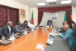 Grand dialogue national : l'accompagnement du cardinal Tumi
