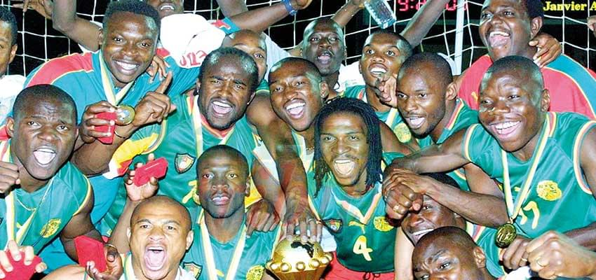 AFCON 2002 : Indomitable Lions Roar Again