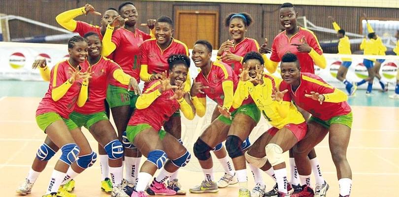 CAN féminine U-20 de volleyball: le Cameroun termine 3e