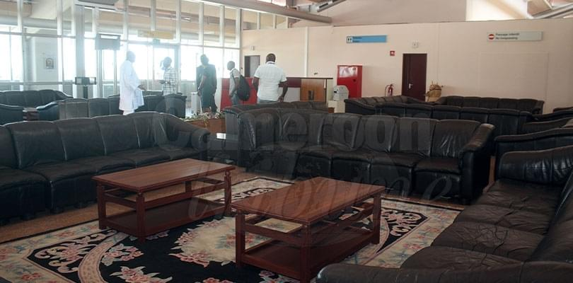 Infrastructures de la CAN Total 2019: Yaoundé-Nsimalen fait sa mue
