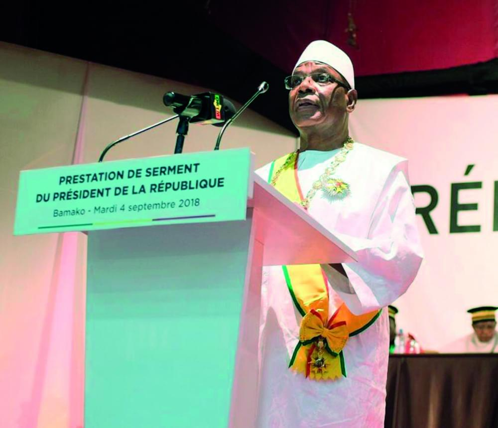Mali: les chantiers d'IBK