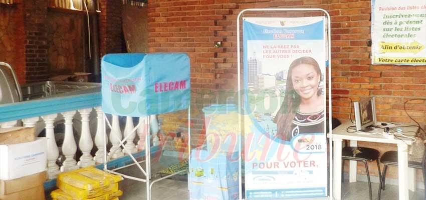 Electoral Register: Littoral Region Targets High