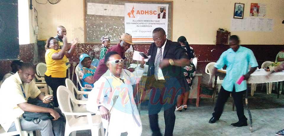 Un parti politique pour les handicapés
