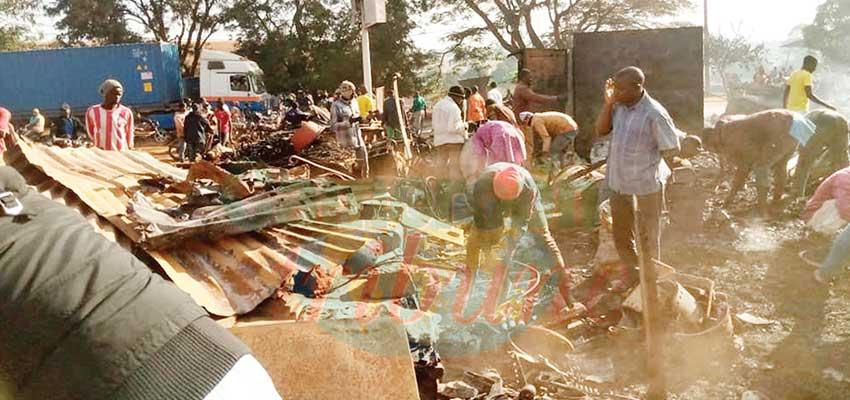 Ngaoundéré : 53 boutiques incendiés