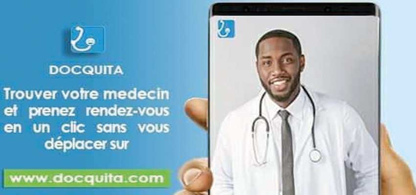 Le médecin de votre choix disponible sur cette application.