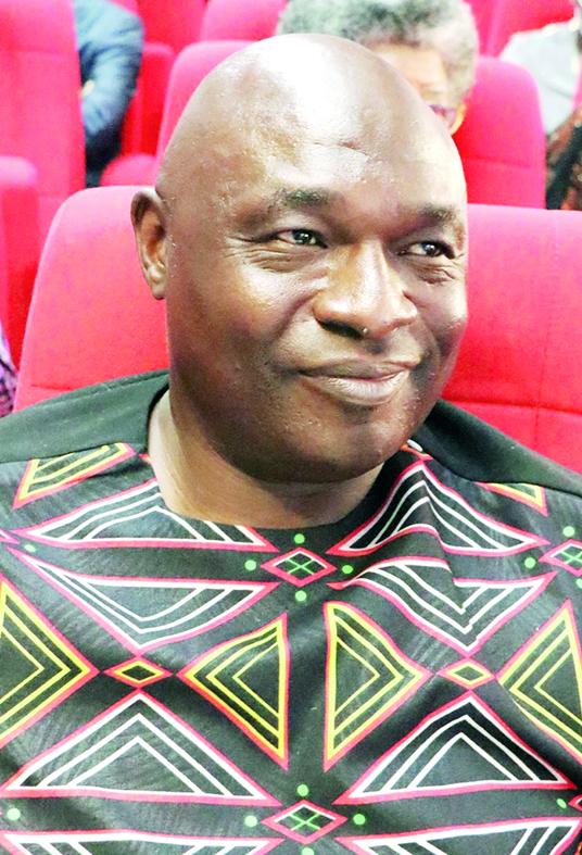 Sylvain Djache Nzefa, Coordonnateur général du programme «Route des chefferies».