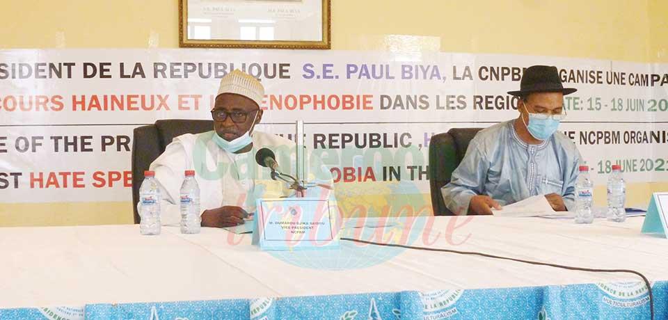 Lutte contre le discours de haine : l'Adamaoua s'aligne
