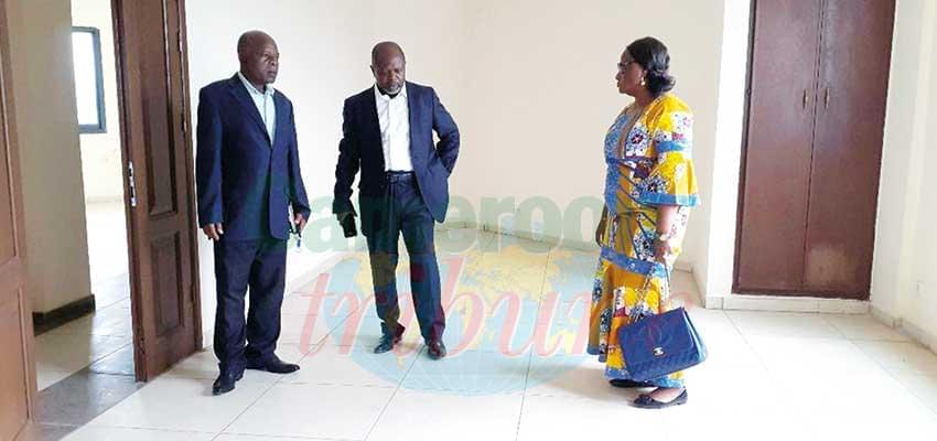 Ebolowa : le travail n'attend pas