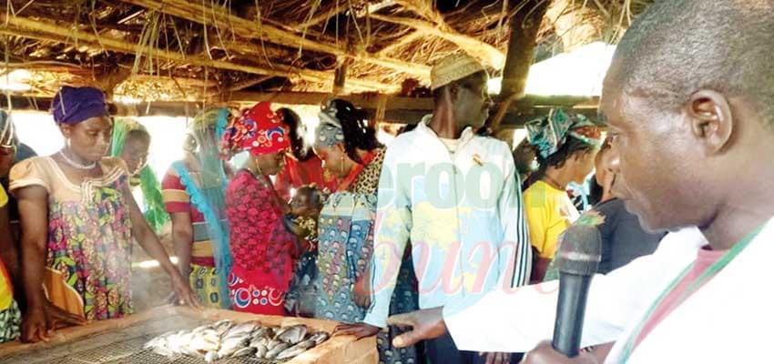 North West : Fish Farmers Receive Modern Equipment