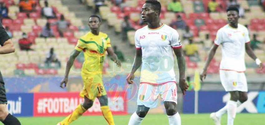 Guinée –Cameroun : une place pour le podium