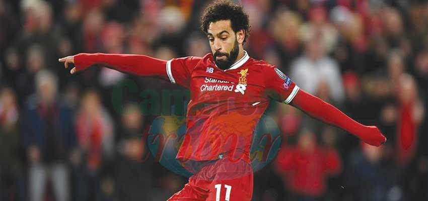 2018 CAF Awards: Mohamed Salah on the Podium Again